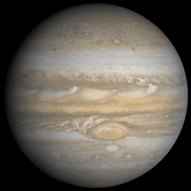 planet jupiter surface - photo #31