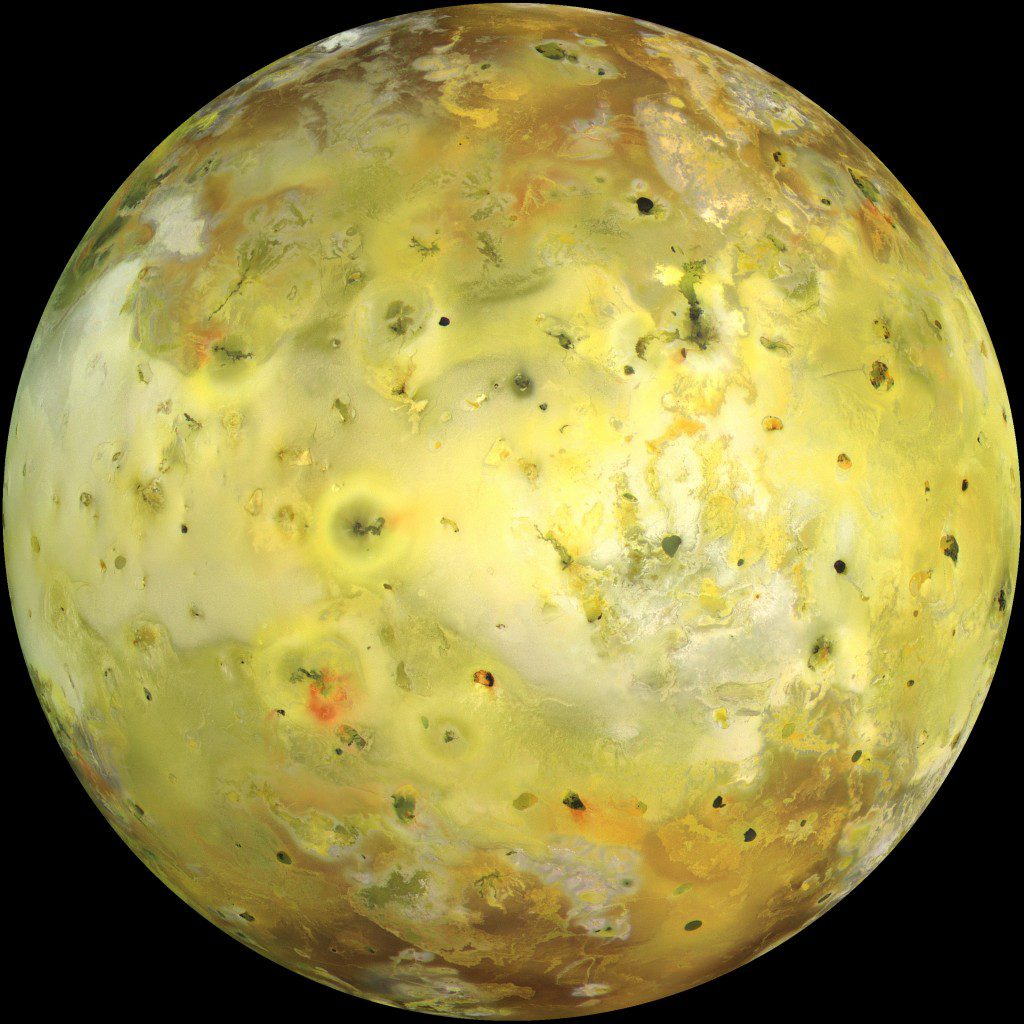 Io, Galilean moon of Jupiter